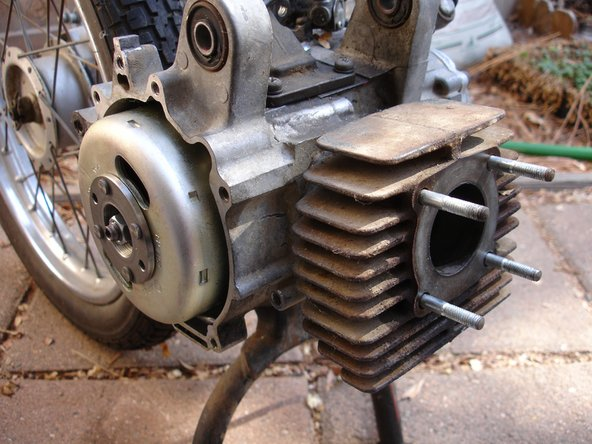 Some Shots Of The Engine: Suzuki Fa50 Engine Diagram At Submiturlfor.com
