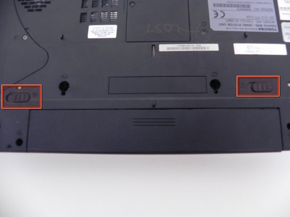 Toshiba Satellite M45 Battery Replacement