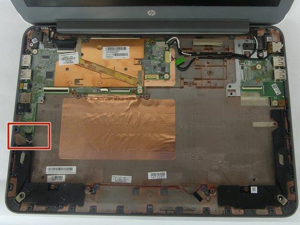 Unplug Speaker from motherboard.