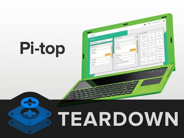 Le Pi-top est déballé et prêt à l'emploi à être assemblé ! Lorsque nous aurons terminé, le pi-top essaiera de nous séduire avec les spécifications techniques suivantes: