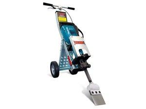 Pearl Abrasive Demolition Hammer Cart PA01HT (2014)