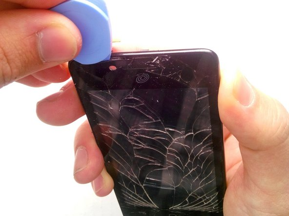 Image 2/3: That's it! Now, follow the steps backwards to reassemble your device. Congrats! You've replaced the screen!