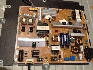 Samsung UN55F6300 Power Cycle Issue - Samsung UN55F6300 - iFixit