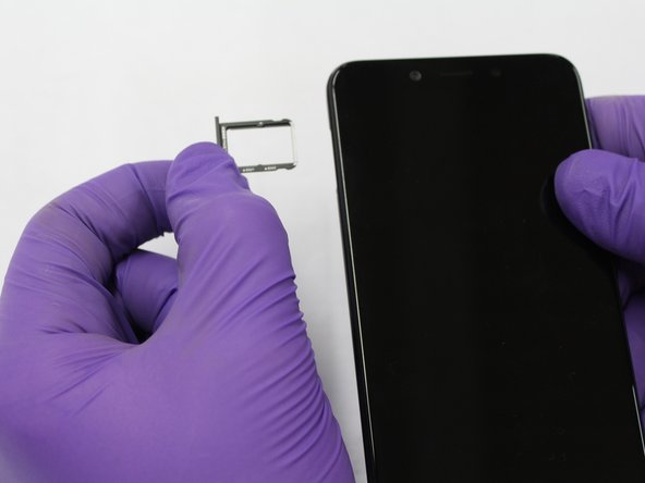 Xiaomi Mi A2 SIM Card Replacement