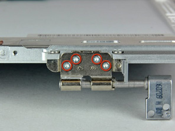 "MacBook Pro 15"" Core 2 Duo Model A1211 Left Clutch Hinge Replacement"