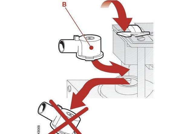 Siemens-Maquet Servo-i Inspiratory Pressure Transducer Filter Replacement