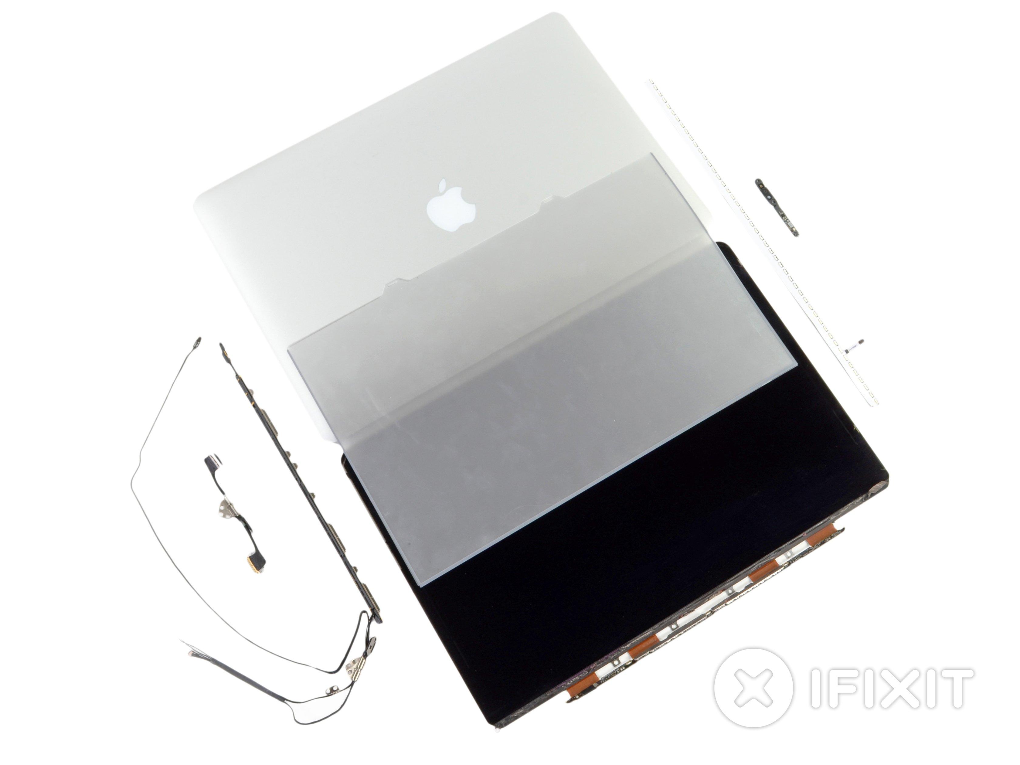 Macbook Pro Retina Display Teardown Ifixit