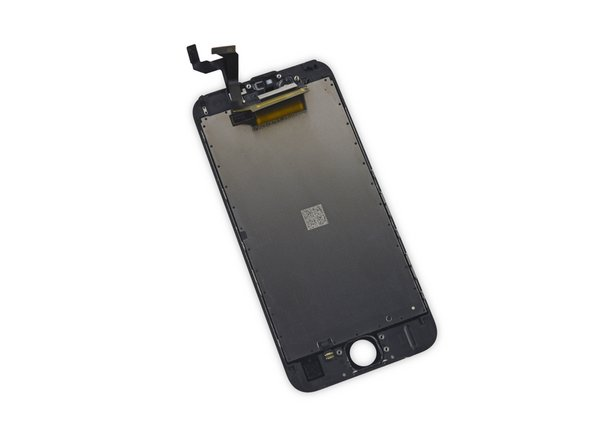 iPhone 6s Vervanging van de LCD en de digitizer