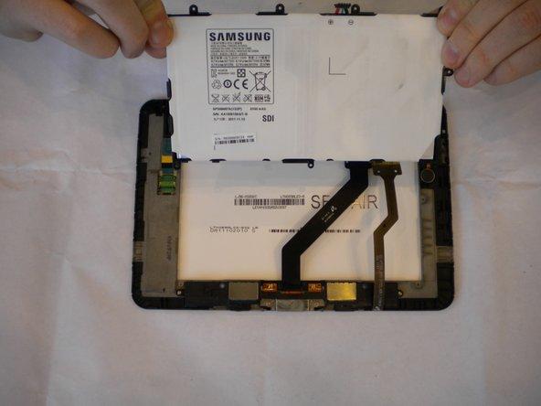 Remplacement de la batterie du Samsung Galaxy Ta 8.9