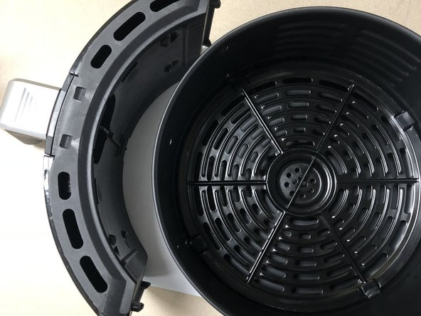 Chefman RJ-38-V2-35 Fryer Basket Replacement