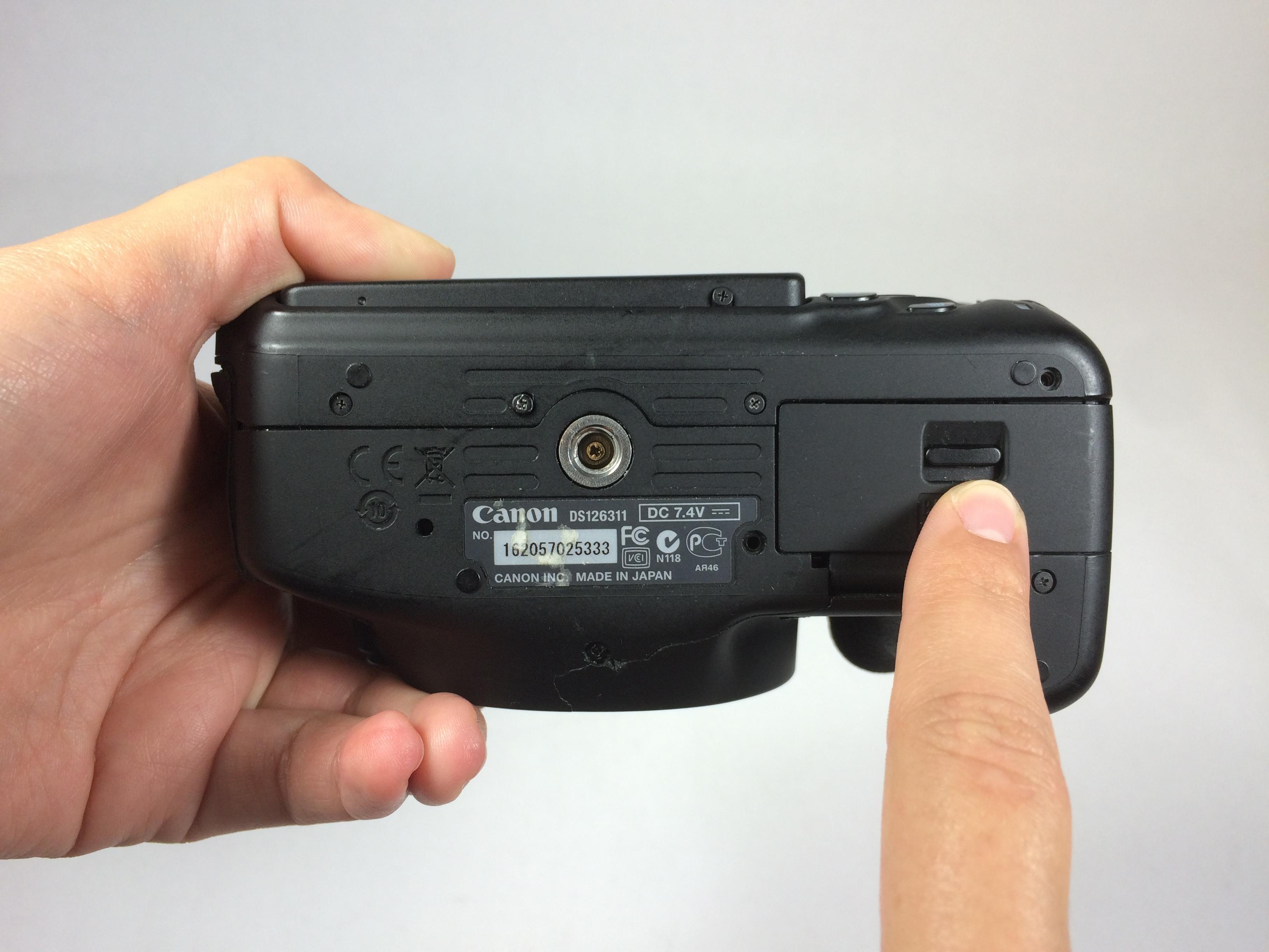 canon eos rebel t3i 600d repair ifixit rh ifixit com Owners Manual Canon T3i Camera Canon EOS Rebel T Pics