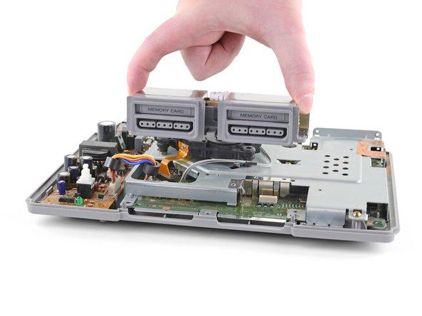 如何替换Playstation的控制器接口