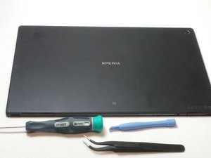 Sony XPERIA Tablet Z Repair