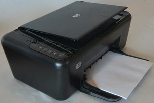 HP Deskjet F4480 Troubleshooting