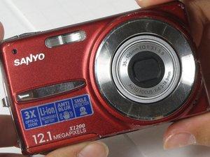 Sanyo VPC-X1200