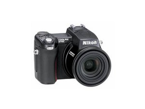 Nikon Coolpix 8700 Repair