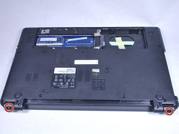 Acer Aspire E1-510P-4637 Touch Screen Display Replacement