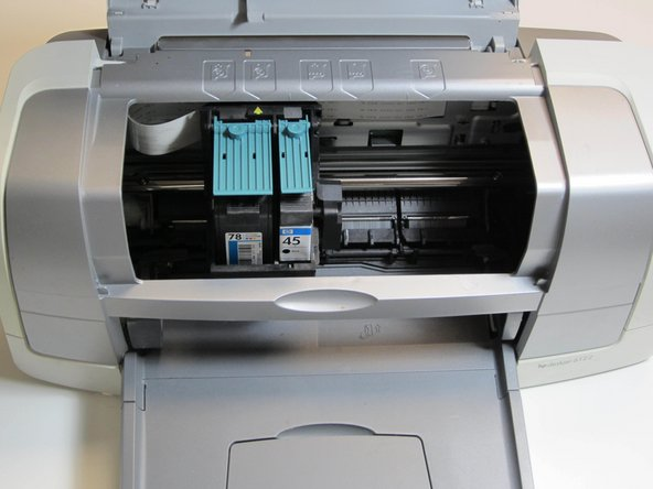 HP Deskjet 6122 Ink Cartdrige Replacement