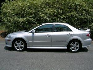 2002–2008 Mazda 6 Repair