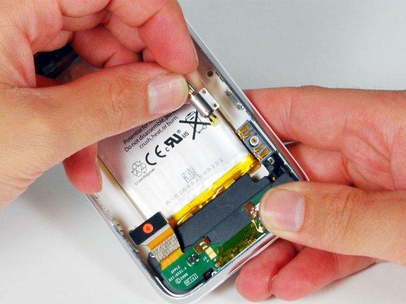 Remplacement du vibreur de l'iPhone 3GS
