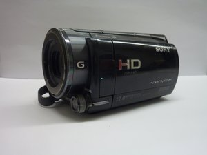 Sony Handycam HDR-XR500V Repair