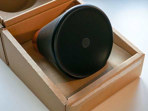 Aether Cone Speaker Disassembly