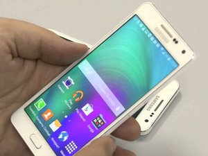 Samsung Galaxy A5 SIM Slot Replacement