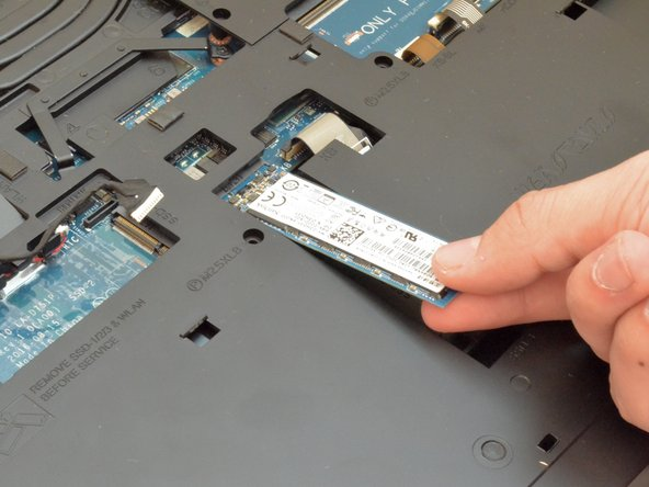 Alienware 17 R4 Solid State Drive (SSD) Replacement