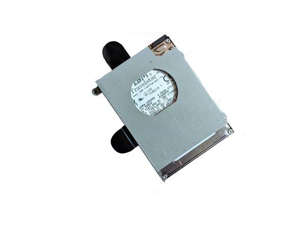 IBM ThinkPad 365 X/XD Hard Drive Replacement