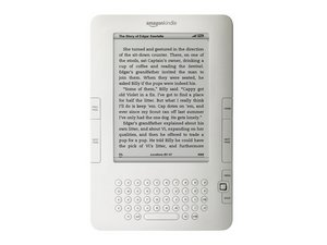 Kindle 2 Repair