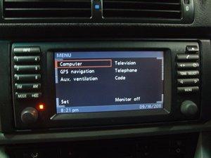 BMW Television Module