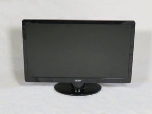 Acer S200HL LCD Monitor Repair