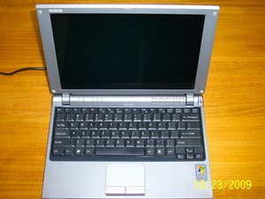 Sony VAIO VGN T140P