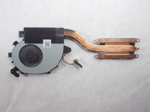 Acer Chromebook 15 CB5-571-C09S Fan Replacement