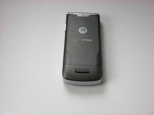 The Motorola K1m cell phone Teardown