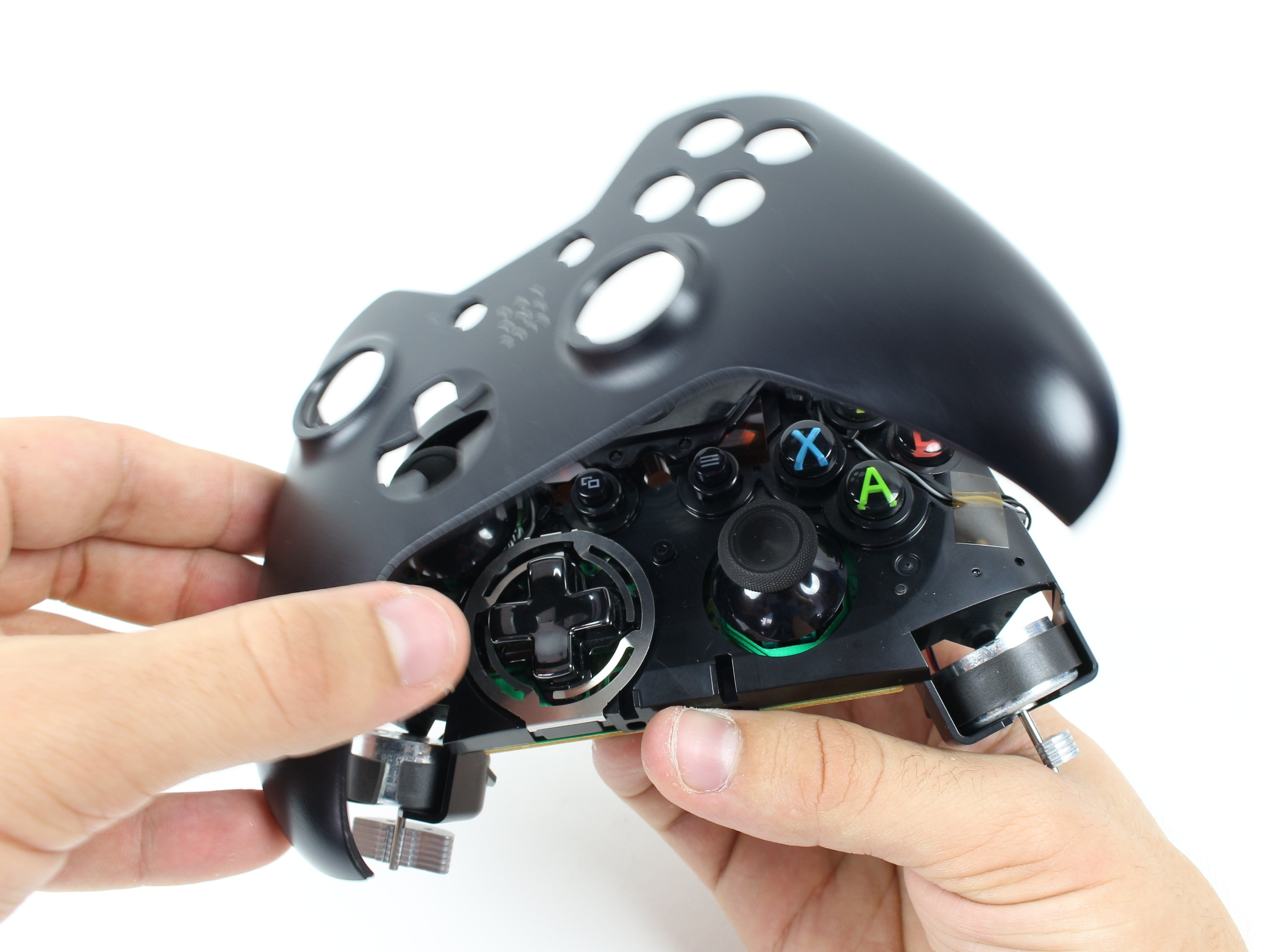 Xbox One Wireless Controller Faceplate Replacement - iFixit Repair Guide