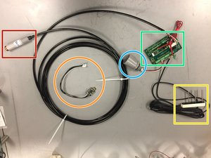 Open Storm Green Infrastructure Node Assembly: Adding Sensors