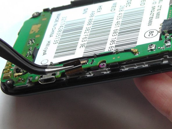 ZTE Awe Screen Replacement - iFixit Repair Guide