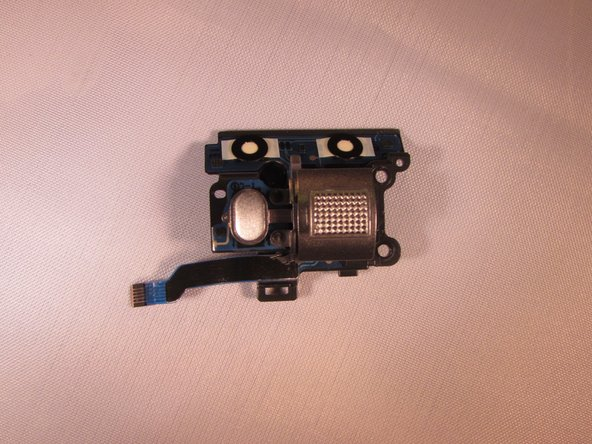 Panasonic SDR H-100 Zoom Lever Replacement