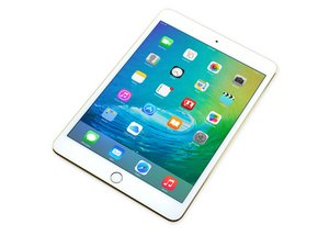 iPad mini 4 Wi-Fi修理