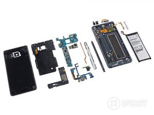 Samsung Galaxy Note7 Teardown