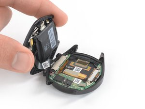 How to open the Huawei Watch GT