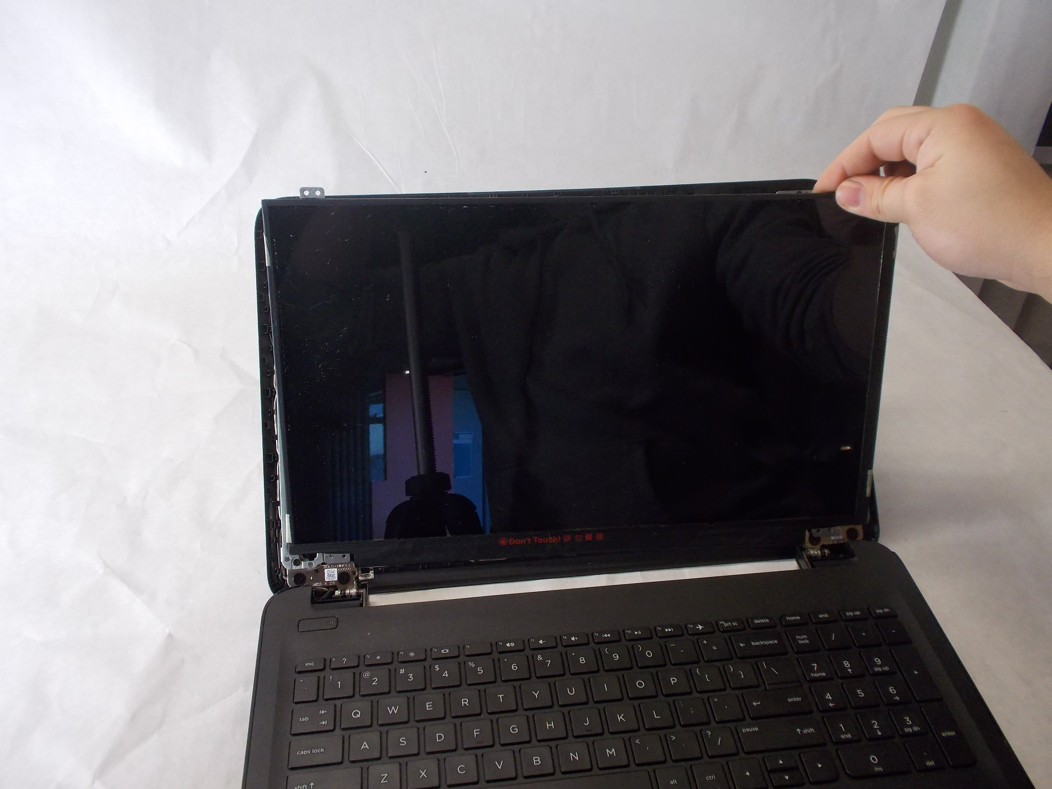 HP 15-BA078DX Touchscreen Replacement - iFixit Repair Guide