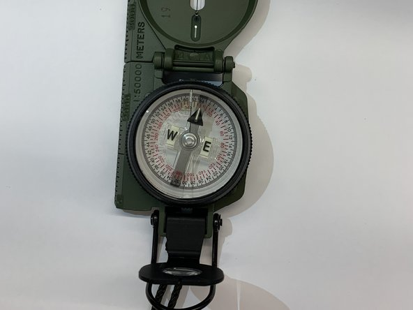 How to Repair a Lensatic Compass