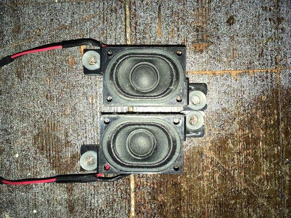 Mitsubishi Diamondpoint NXM76LCD Speaker Replacement
