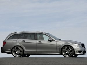 Mercedes-Benz S204 Reparatur