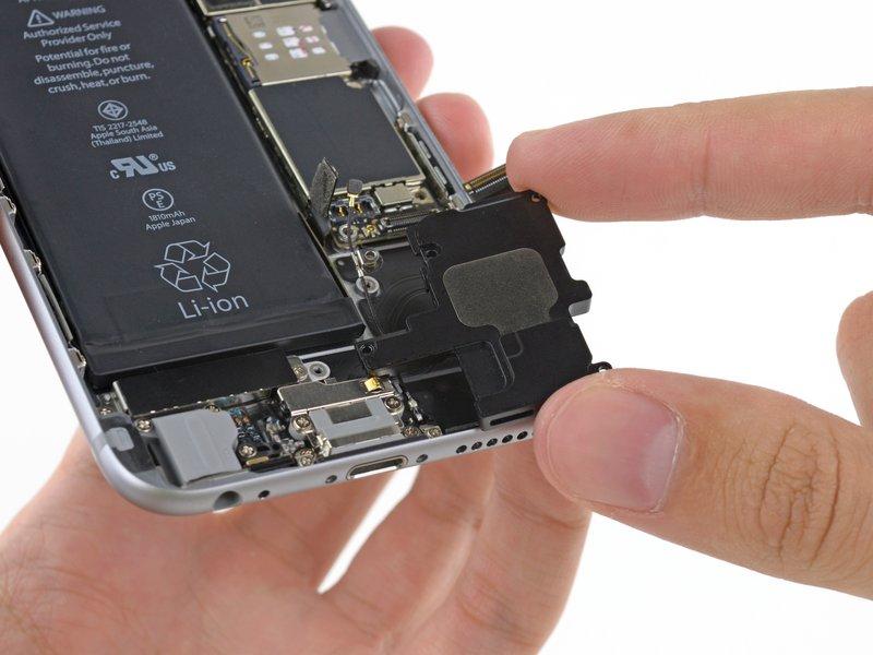 Hướng dẫn chi tiết sửa và thay linh kiện cho iPhone 6 hay iPhone 6 Plus - 1068