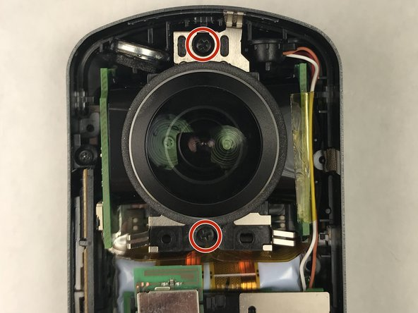 Ricoh Theta S Camera Assembly Replacement