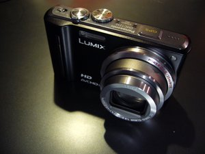 Panasonic Lumix DMC-TZ10 Repair
