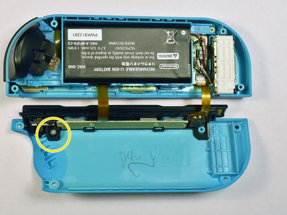 Nintendo Switch Joy-Con Buckle Lock Replacement - iFixit
